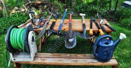 Какие бывают садово-огородные инструменты
