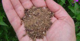 Применение фосфорно-калийных удобрений