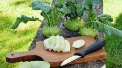 8 вкусных рецептов из кольраби