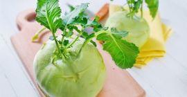 Описание капусты кольраби: полезные свойства и противопоказания