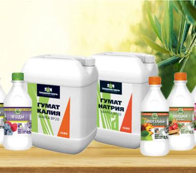 Гуматы: польза органических удобрений