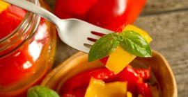 Лучшие рецепты сладкого маринованного перца на зиму