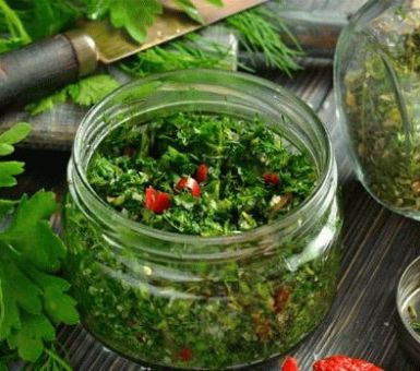 Как заготовить петрушку на зиму и сохранить ее аромат