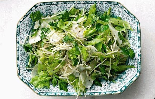салат с хреном