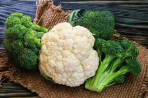 6 отличий брокколи от цветной капусты