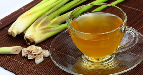 чай с лемонграссом