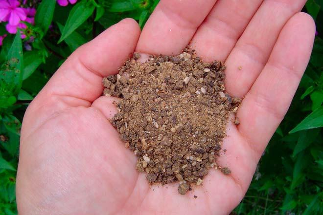 Калийно-фосфорные удобрения