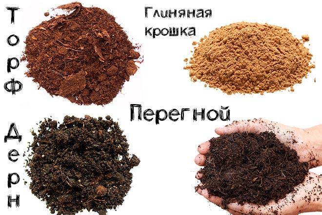 состав грунта