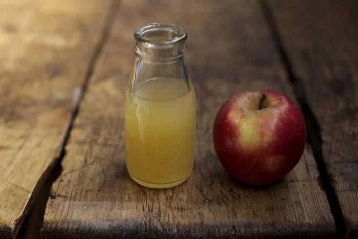 Яблочный настой